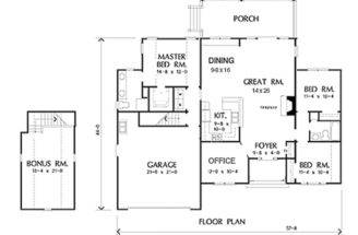 House Floor Plans Measurements Summerfield