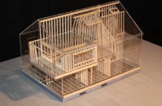 House Framing Diagram Interior
