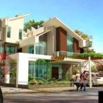 House Interior Exterior Design Rendering Modern Home Designs