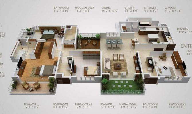 House Layout Ideas Jpeg