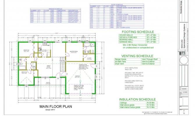 House Plan Cabin Plans