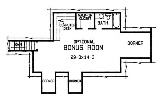 House Plan Cole