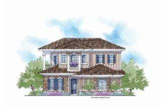 House Plan Country Courtyard Energy Saver Plus Collection