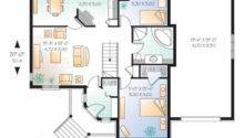 House Plan One Story Beauty Square Feet Bedrooms