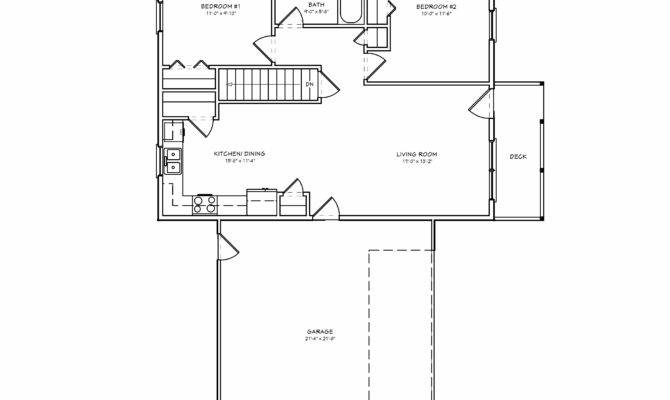 House Plan Small Bedroom Houseplan Cabin