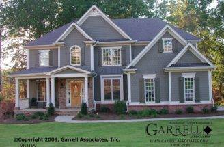 House Plan Traditional Style Plans Craftsman