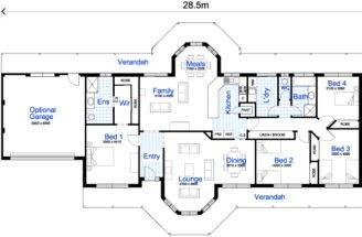 House Plans Bruce Mactier Building Designers Shepparton