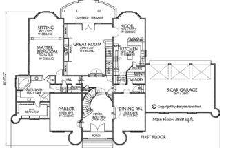 House Plans Collective Designs Home Floor