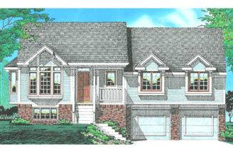 House Plans Country Traditional More