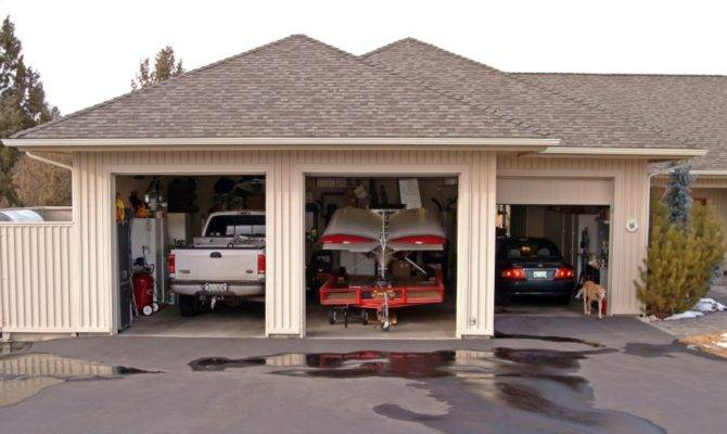 16 surprisingly 3 bay garage plans home plans