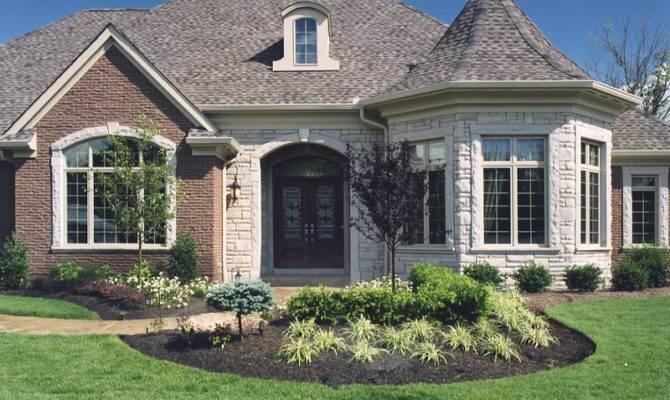 House Plans Drawn Studer Residential Designs Stone Brick