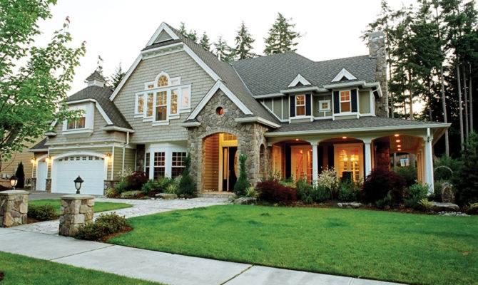 House Plans Farmhouse Southern Luxury