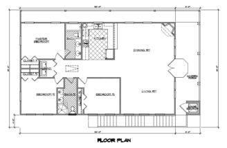 House Plans India Single Floor Plan Kerala