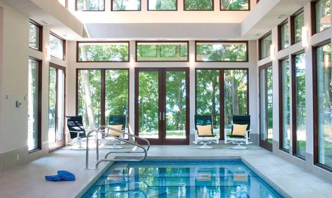 House Plans Indoor Pool Builderhouseplans