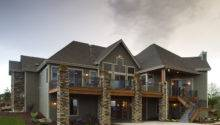 House Plans Luxury Mountain Home Rustic