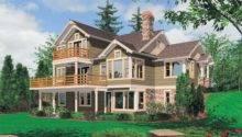 House Plans Name Sloping Lot Hillside Home