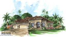 House Plans South Africa Tuscan Home Design