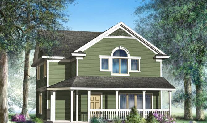 House Plans Traditional Craftsman Southern