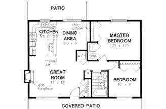 House Plans Under Square Feet Foot Floor Friv