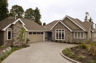 Houseplan Separate Guest Quarters Beside Garage Has