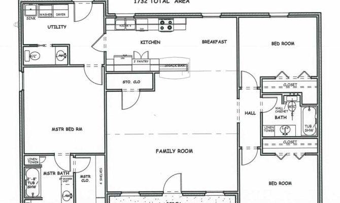 Houses Floor Plans Custom Quality Home Construction American