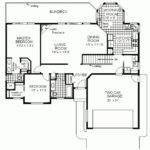 Houses Floor Simple Two Bedrooms House Plans Small Home