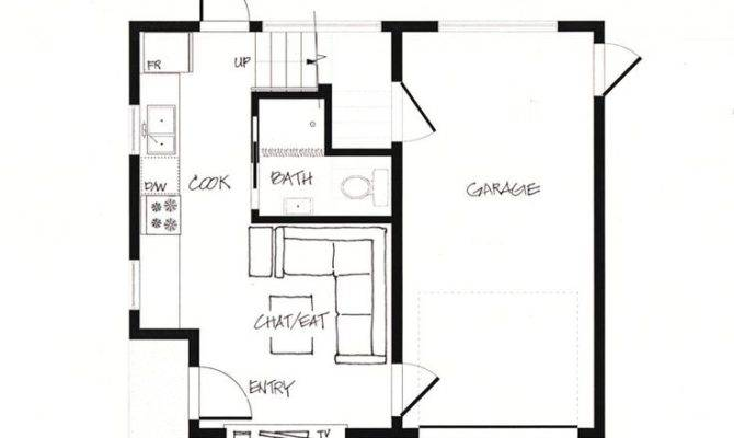 Houses Vancouver Design Floor Plan Agyle Lane House