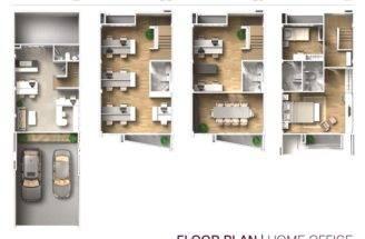 Housetype Floors Commercial Building Avenue Watcharaphol
