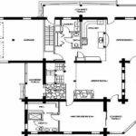 Ideas Log Cabin Floor Plans Project Cool