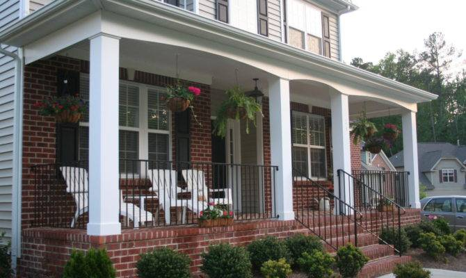 Includes Porch Designs Front Additions Covered Porches