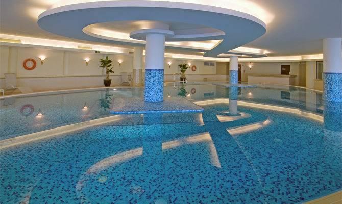 Indoor Swimming Pool Idea Decoration Home Furniture Design Ideas