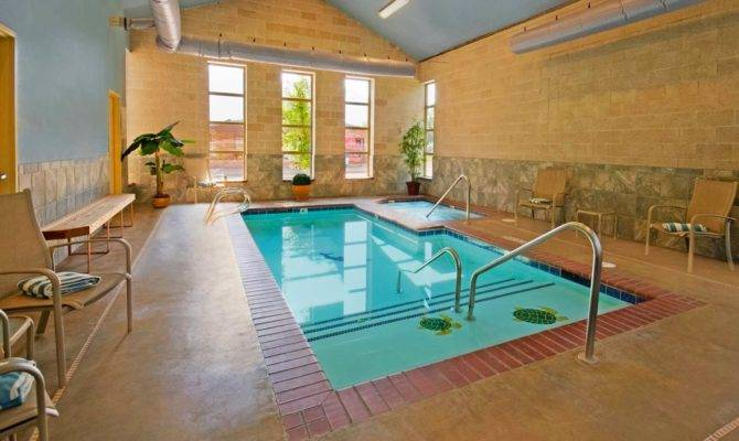 Indoor Swimming Pool Magnificent Home Plans Pools Designs