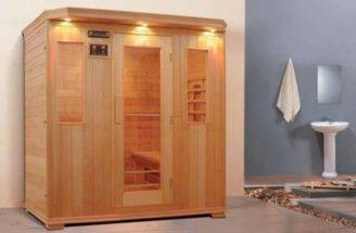 Infrared Sauna Before After Hairstyle