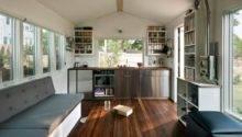 Inside Tiny Home Homes Writing Retreats Pinterest