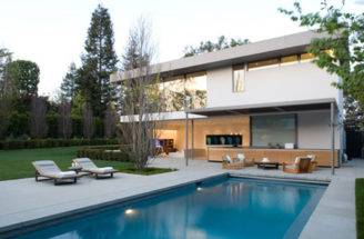 Inspiring Pools Modern Luxury Home Beautiful House Design