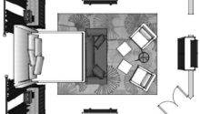 Interior Design Furniture Space Plan