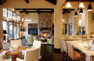 Interior Design Living Room Kitchen Designs