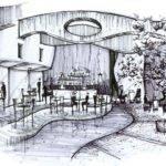 Interior Design Sketches Inspiration Simple Ideas Rilex House