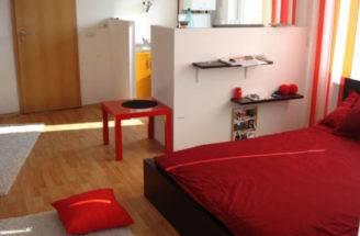Interior Design Studio Apartment Bookmark