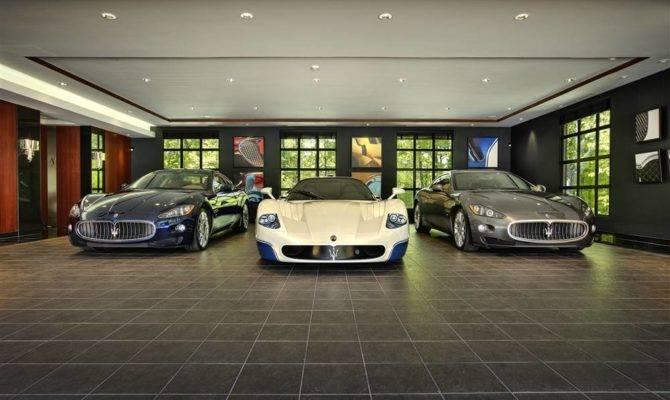 Interior Garage Design Luxury Ideas Mylusciouslife