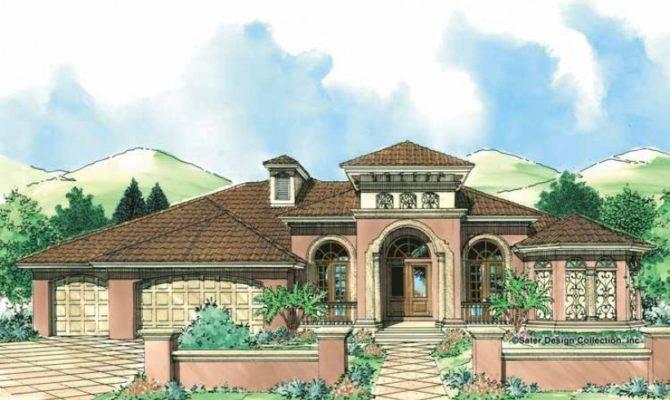 Italianate House Plan Square Feet Bedrooms Dream