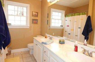 Jack Jill Bathroom Home Pinterest