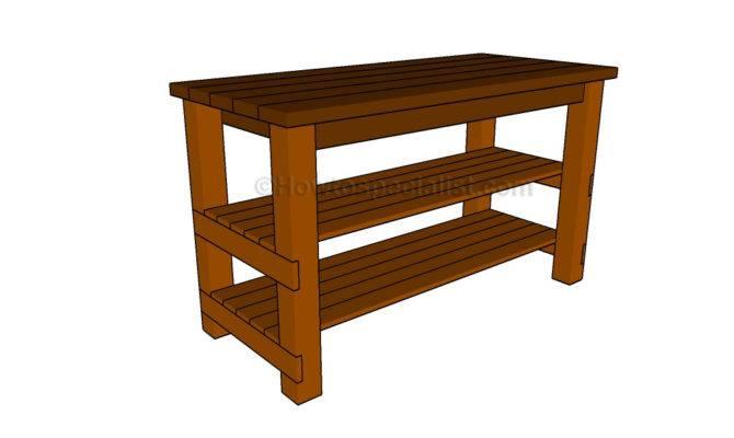 Jack Sander Furniture Kitchen Table