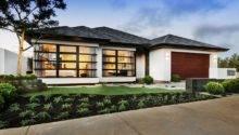 Japanese Styled Garden Landscape Shape Elegant Perth House