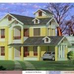 Kerala Home Plan Small House Elevation