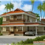 Kerala Model Home Plan Feet Appliance