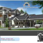 Kerala New Design Homes Simple House Designs Flat