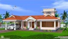 Kerala Style Single Floor House Design Home