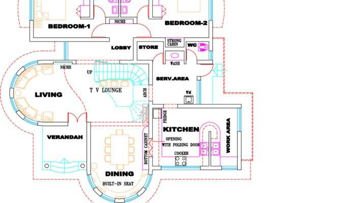 Kerala Villa Plan Elevation Home Design Floor Plans