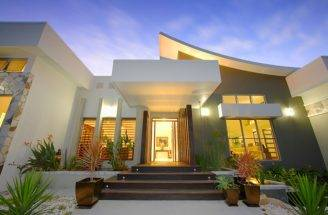 Key Modern Contemporary Homes Design Home Improvement